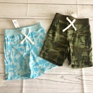 NWT Baby Gap shorts bundle